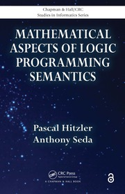 Mathematical Aspects of Logic Programming Semantics