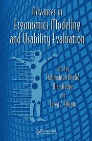 Advances in Ergonomics Modeling and Usability Evaluation
