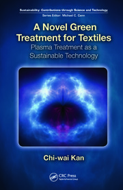 A Novel Green Treatment for Textiles: Plasma Treatment as a Sustainable Technology