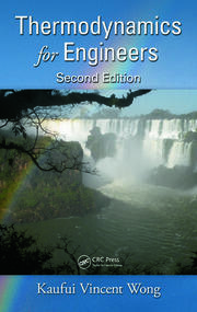 Thermodynamics for Engineers - 2nd Edition book cover
