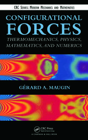 Configurational Forces - 1st Edition book cover