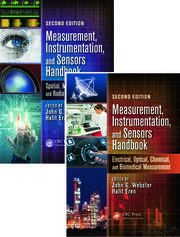Measurement, Instrumentation, and Sensors Handbook: Two-Volume Set