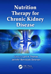 Nutrition Therapy for Chronic Kidney Disease - 1st Edition book cover