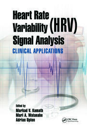 Heart Rate Variability (HRV) Signal Analysis - 1st Edition book cover