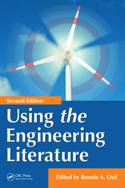 Using the Engineering Literature - 2nd Edition book cover