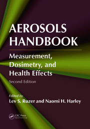 Aerosols Handbook: Measurement, Dosimetry, and Health Effects, Second Edition