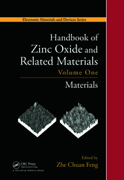 Handbook of Zinc Oxide and Related Materials: Volume One, Materials