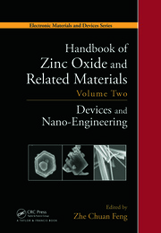 Handbook of Zinc Oxide and Related Materials: Volume Two, Devices and Nano-Engineering