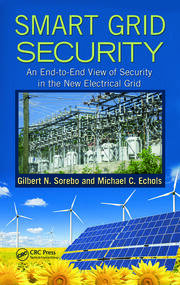 Smart Grid Security - 1st Edition book cover