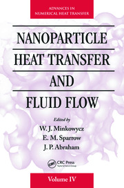 Nanoparticle Heat Transfer and Fluid Flow