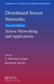 Distributed Sensor Networks: Sensor Networking and Applications (Volume Two)