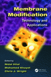 Membrane Modification: Technology and Applications