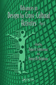 Advances in Design for Cross-Cultural Activities Part I