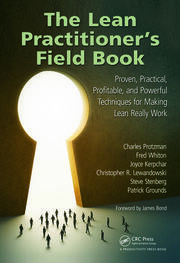 The Lean Practitioner's Field Book - 1st Edition book cover