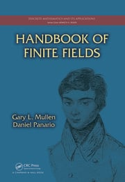 Handbook of Finite Fields
