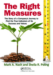 The Right Measures - 1st Edition book cover