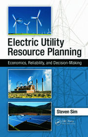 Electric Utility Resource Planning - 1st Edition book cover