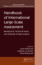 Handbook of International Large-Scale Assessment: Background, Technical Issues, and Methods of Data Analysis