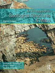 An Introduction to Geological Structures and Maps - 8th Edition book cover
