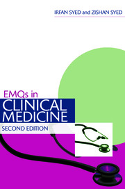 EMQs in Clinical Medicine - 2nd Edition book cover