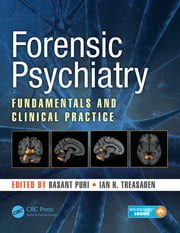 Forensic Psychiatry - 1st Edition book cover