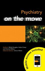 Psychiatry on the Move - 1st Edition book cover