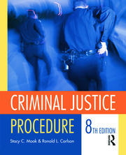 Criminal Justice Procedure - 8th Edition book cover