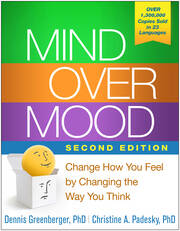 Mind Over Mood - 2nd Edition book cover