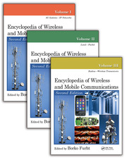 Encyclopedia of Wireless and Mobile Communications - Three Volume Set