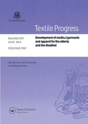 Development of Medical Garments and Apparel for the Elderly and the Disabled