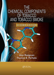The Chemical Components of Tobacco and Tobacco Smoke - 2nd Edition book cover