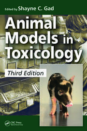 Animal Models in Toxicology - 3rd Edition book cover