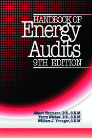 Handbook of Energy Audits, Ninth Edition