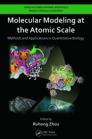 Molecular Modeling at the Atomic Scale - 1st Edition book cover