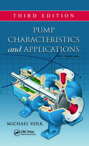 Pump Characteristics and Applications - 3rd Edition book cover
