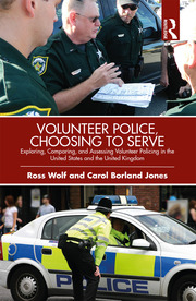 Volunteer Police, Choosing to Serve - 1st Edition book cover