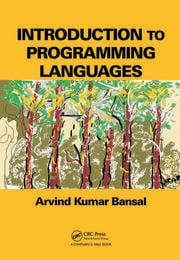 Introduction to Programming Languages - 1st Edition book cover