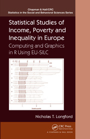 Statistical Studies of Income, Poverty and Inequality in Europe - 1st Edition book cover