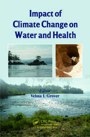 Impact of Climate Change on Water and Health - 1st Edition book cover