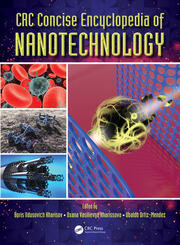 CRC Concise Encyclopedia of Nanotechnology - 1st Edition book cover