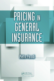 Pricing in General Insurance - 1st Edition book cover