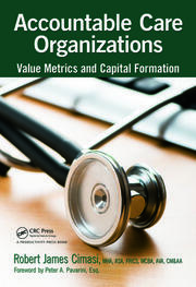 Accountable Care Organizations - 1st Edition book cover