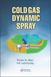 Cold Gas Dynamic Spray - 1st Edition book cover