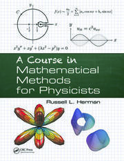 A Course in Mathematical Methods for Physicists - 1st Edition book cover