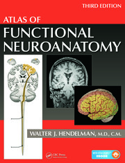 Atlas of Functional Neuroanatomy - 3rd Edition book cover