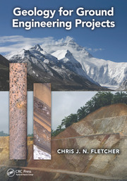 Geology for Ground Engineering Projects - 1st Edition book cover