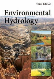 Environmental Hydrology - 3rd Edition book cover
