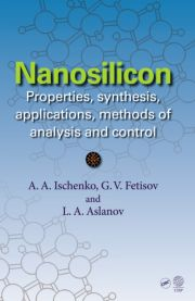 Nanosilicon: Properties, Synthesis, Applications, Methods of Analysis and Control