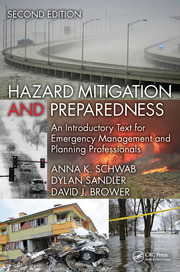 Hazard Mitigation and Preparedness - 2nd Edition book cover