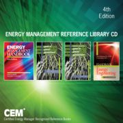 Energy Management Reference Library CD, Fourth Edition - 4th Edition book cover